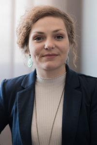 Portraitfoto von Sabrina Cafiso, Qualitätsmanagement bei productware
